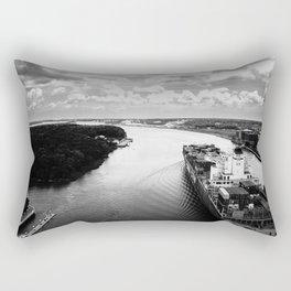 Savannah River Cargo Rectangular Pillow