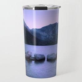 Convict Lake Travel Mug