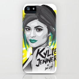Kylie Jenner iPhone Case