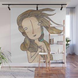 El nacimiento de Venus Wall Mural