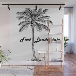 Fort Lauderdale Wall Mural