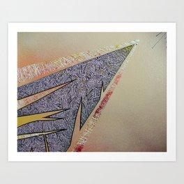 The Hive - Close Up Art Print