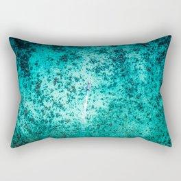 Ocean Loneliness Rectangular Pillow