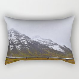 Autumn in the North Slope Rectangular Pillow