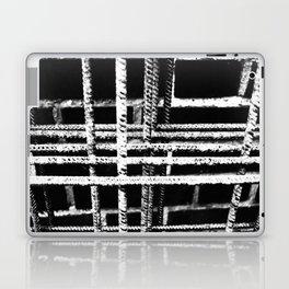 Rebar And Brick - Industrial Abstract Laptop & iPad Skin