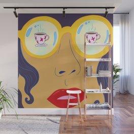 Is that chai(tea)? Wall Mural