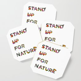 Stand Up For Nature Coaster