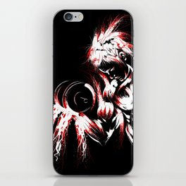 Fight Series iPhone Skin