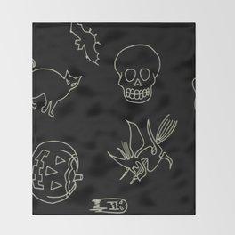 Halloween 2014 Throw Blanket