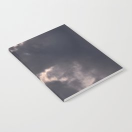 tie dye sky Notebook