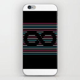 Transfinity iPhone Skin