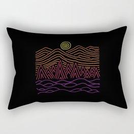 Nature Line Rectangular Pillow