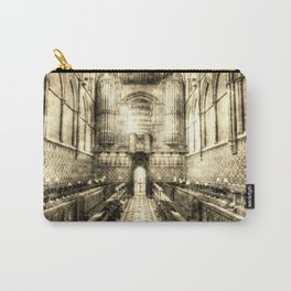 Rochester Cathedral Vintage Carry-All Pouch