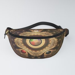 Gathering the Five Fractal Colors of Magic Fanny Pack