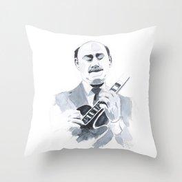 Joe Pass - Jazz Throw Pillow