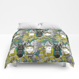 A Midsummer Night's Dream | fairy fantasy | emerald Comforters