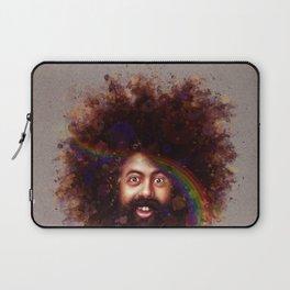 Reggie Watts Laptop Sleeve