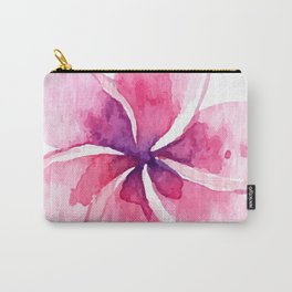 Beauty Flower Carry-All Pouch