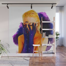 Divine Feminine 1 ( We Are The Cosmos ) Wall Mural