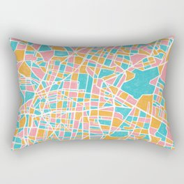Mexico  City Rectangular Pillow