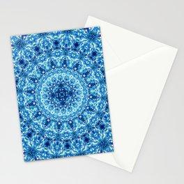 Crystal Radiance Mandala Stationery Cards