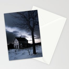 Winter Neglect II Stationery Cards
