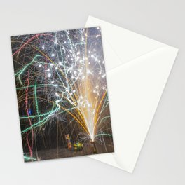 Nightlight Stationery Cards