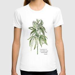 Patent #6630507 T-shirt