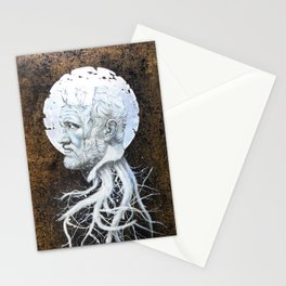 """The End of Reason II"" Stationery Cards"