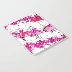 The Pink Swans Notebook