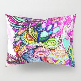 Illusion Fantasy in Flight Pillow Sham