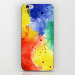 Holi iPhone Skin