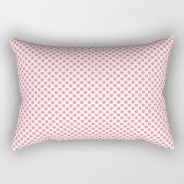 Conch Shell Polka Dots Rectangular Pillow