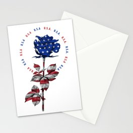 My name is USA Stationery Cards