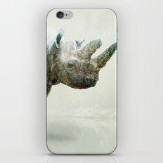 RHINO SPINE iPhone & iPod Skin