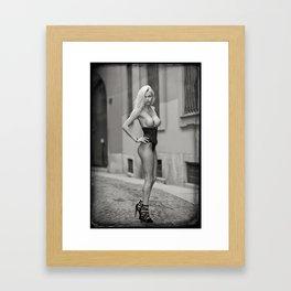 Ciao Bella Framed Art Print