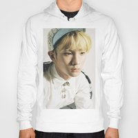 shinee Hoodies featuring Key - SHINee by Felicia