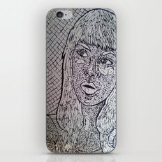 Reflect - Broken Mirror Mosaic iPhone & iPod Skin