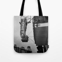 Taverne Tote Bag