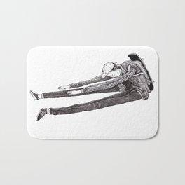 stretch or DIE Bath Mat