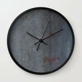 Aged Iron Faucet rustic decor Wall Clock