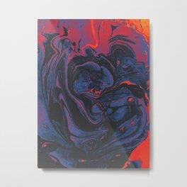 Fever Metal Print