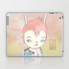 PAULPOLEON BONAPARTE PIERROT VIII Laptop & iPad Skin