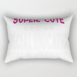 Super Cute Special Education Teacher Rectangular Pillow