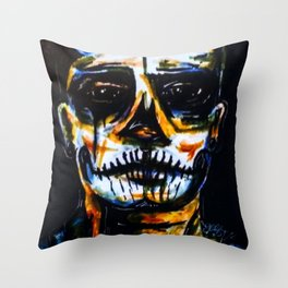 Lonely Boy Throw Pillow