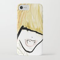 girl power iPhone & iPod Cases featuring Girl Power by Juan I. Scocozza