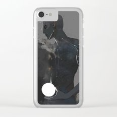 All New, Faded for Her Clear iPhone Case