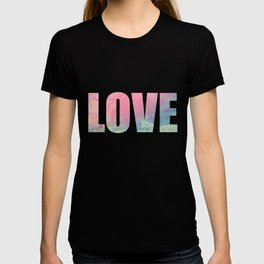 Rose and Serenity T-shirt