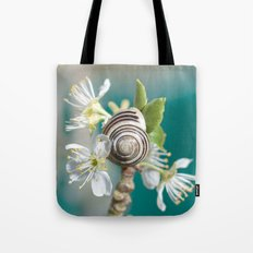 sea snail Tote Bag