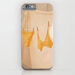 Room Wire iPhone Case